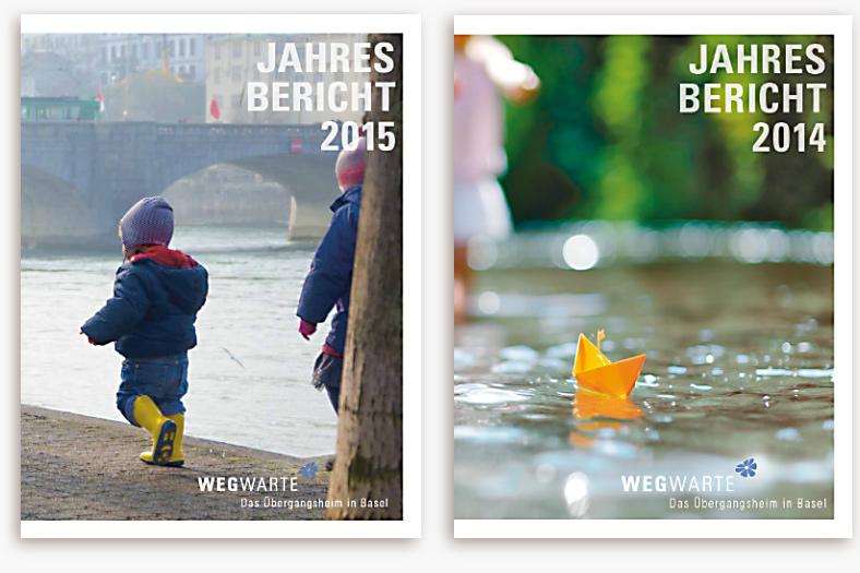 Jahresbericht Wegwarte Basel